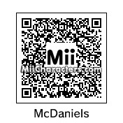 QR Code for Mayor McDaniels by Mike 4
