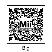 QR Code for Big the Cat by Discord