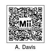 QR Code for Anthony Davis by Bstew630