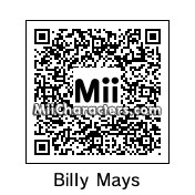 QR Code for Billy Mays by ZERO-SHIFT