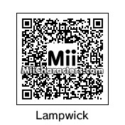 QR Code for Chester J. Lampwick by M T T