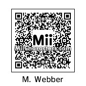 QR Code for Mark Webber by TheSimplePepsi