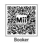 QR Code for Booker DeWitt by Mordecai