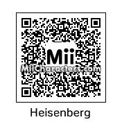 QR Code for Heisenberg by dholmestar