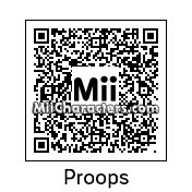 QR Code for Greg Proops by frankmint
