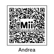 QR Code for Andrea Marquez by TwinkieMan911