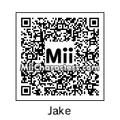 QR Code for Jake the Dog by KeroStar