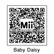 QR Code for Baby Daisy by Ruqi