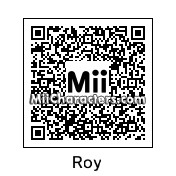 QR Code for Roy by coreekymon