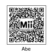 QR Code for Abraham Lincoln by MaverickxMM