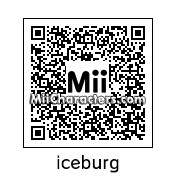 QR Code for Iceburg by lalofifozx