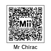 QR Code for Jacques Chirac by BoOKah
