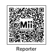 QR Code for Reporter by CancerTurtle
