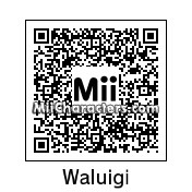 QR Code for Waluigi by Techno Tater