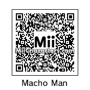 QR Code for Macho Man Randy Savage by JasonLives