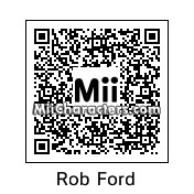 QR Code for Rob Ford by theStyleWithin