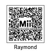 QR Code for Raymond by quentfrem