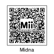 QR Code for Midna by Salazan