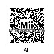 QR Code for Alf by *nintendo*