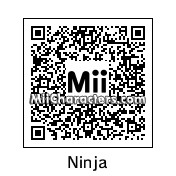 QR Code for Ninja by wolfy8000