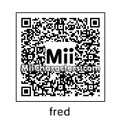 QR Code for Fred Figglehorn by MickJamesFromY