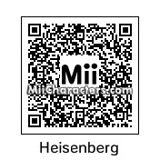 QR Code for Heisenberg by Kimmyboii