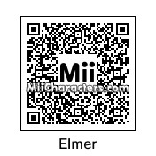 QR Code for Elmer Higgins by Alien803