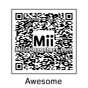 QR Code for Awesome Face by Alien803