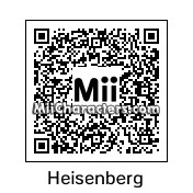 QR Code for Heisenberg by Rabbott
