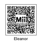 QR Code for Eleanor Miller by Toon and Anime