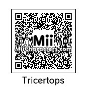 QR Code for Triceratops Horridus by Kookaman725