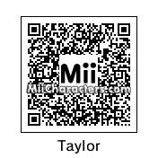 QR Code for Taylor Swift by Lucas311