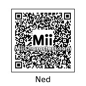 QR Code for Ned Gerblansky by mike