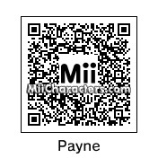 QR Code for Winston Payne by Digibutter