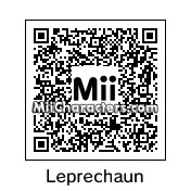 QR Code for Leprechaun by Red Baron