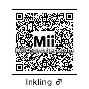 QR Code for Male Inkling by J1N2G
