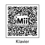 QR Code for Klavier Gavin by Digibutter