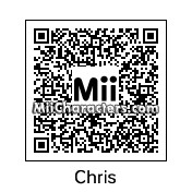 QR Code for Chris Santos by Willsun