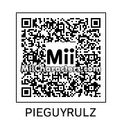 QR Code for PieGuyRulz by MickJamesFromY
