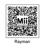 QR Code for Rayman by EpicMario50