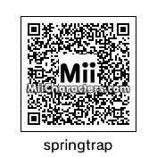 QR Code for Springtrap by walkingbutter