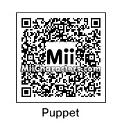 QR Code for The Puppet by Puppet13