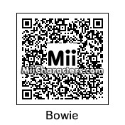 QR Code for David Bowie by rababob