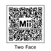 QR Code for Two Face by 3dsGamer2007