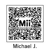 QR Code for Michael Jackson (After) by Cipi