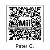 QR Code for Peter Griffin by Cpt Kangru