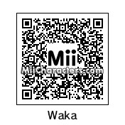 QR Code for Waka by Noggers