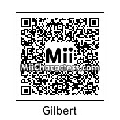 QR Code for Gilbert Gottfried by Groucho