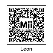 QR Code for Leon by Kid the Squid