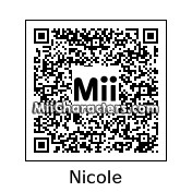 QR Code for Nicole Watterson by Mike91
